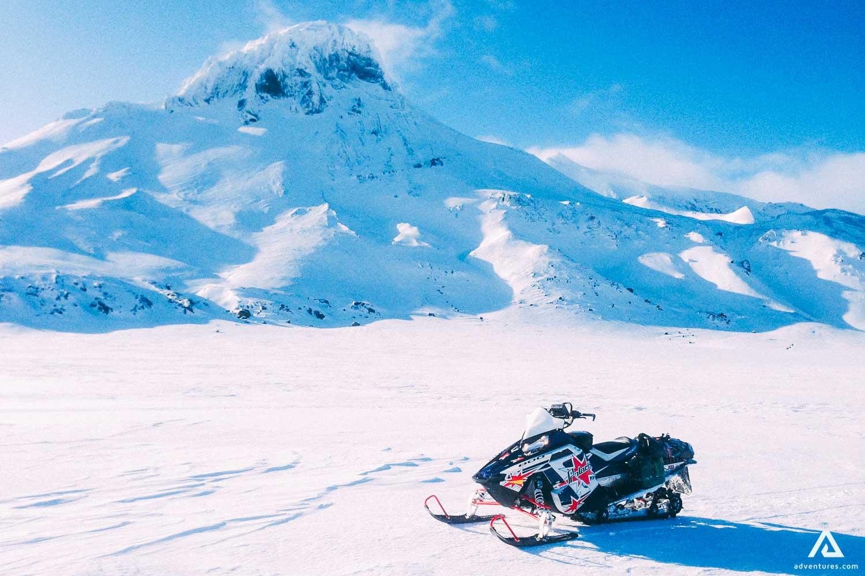 Kerlingarfjoll Snowmobile Ride