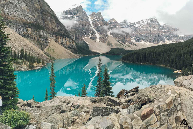 Lake in Alberta