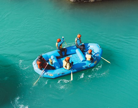 River Rafting Tour on Iceland's Golden Circle