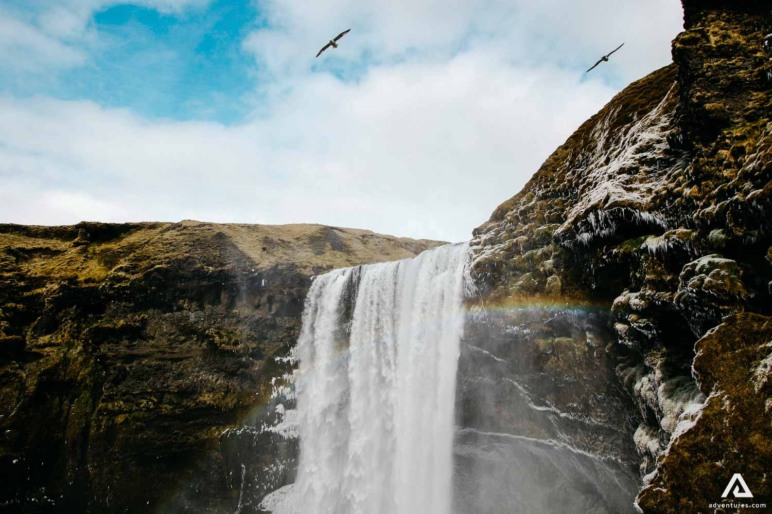 Skogafoss Waterfall Picture Gallery