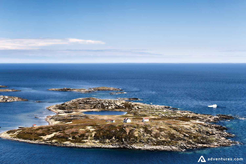 Saddle Island, Newfoundland