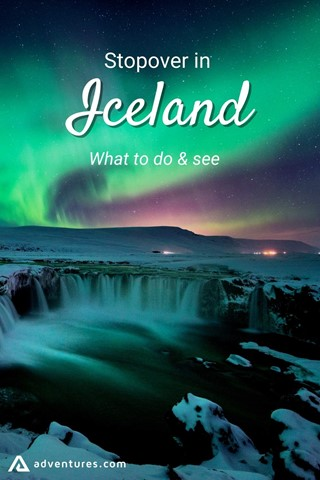 Stopover In Iceland Pinterest Pin