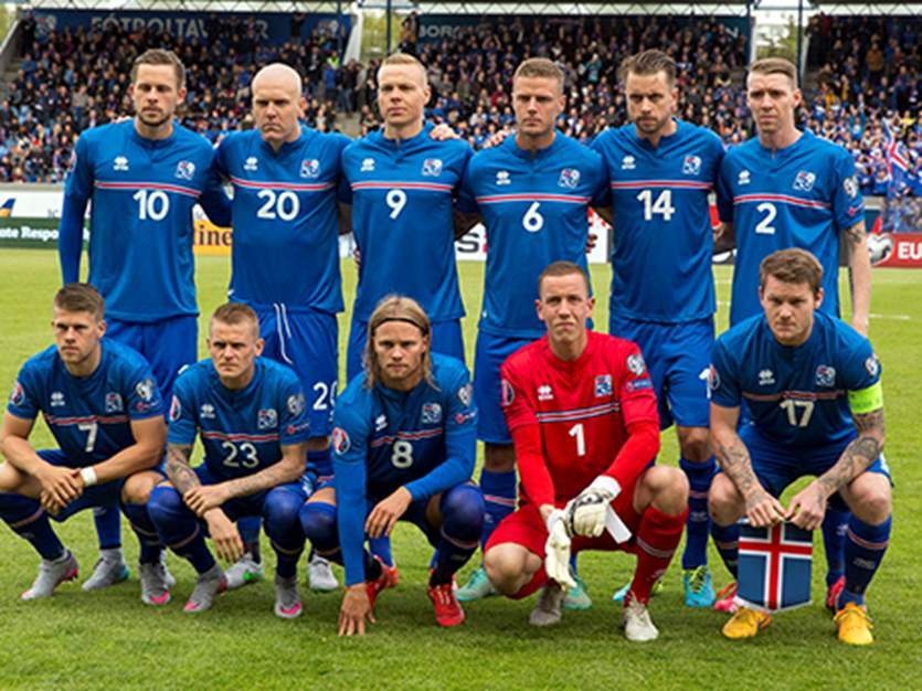 Island Nationalteam