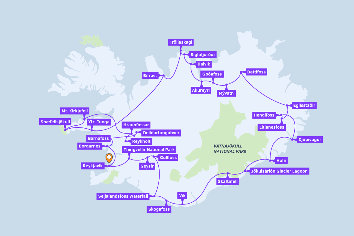 Map of Iceland | Landmarks, Activities & More | Extreme Iceland Iceland From Us Travel Map on u.s. travel map, netherlands travel map, iceland information, iceland tours, iceland book, bhutan travel map, iceland vacation, iran travel map, iceland history, colombia travel map, brazil travel map, iceland photography, iceland time, dominican republic travel map, wales travel map, iceland trips, iceland points of interest maps, seychelles travel map, honduras travel map, iceland in 10 days itinerary,