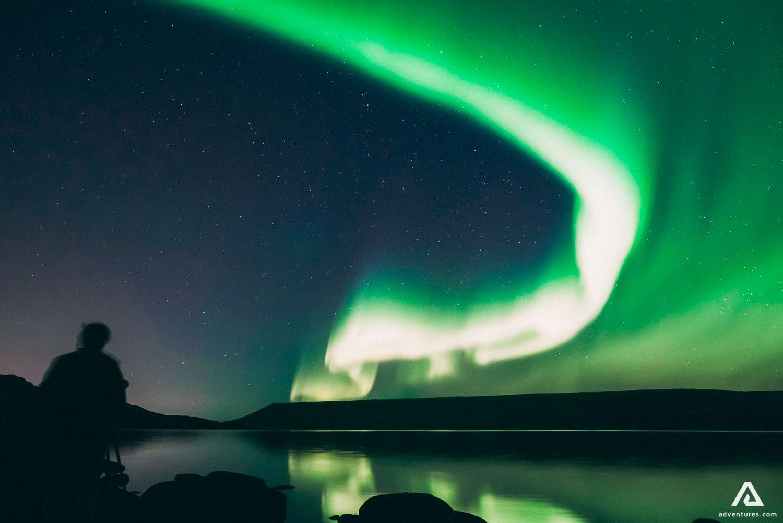 Stunning Northern Lights