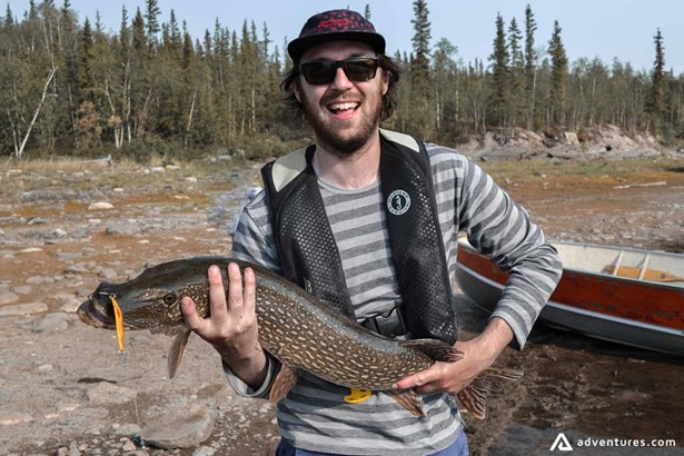 Trophy Fishing in Northwest Territories