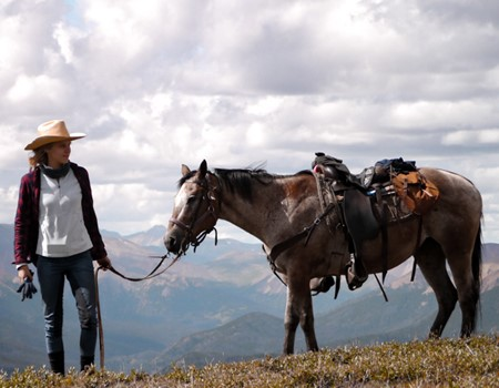 Multi-day Horse Riding Tour in the Chilcotin Mountains