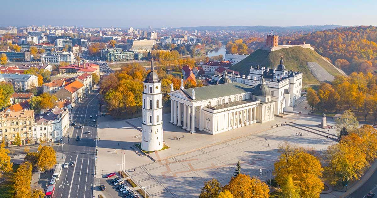 Vilnius City In Lithuania Attractions Adventures Com