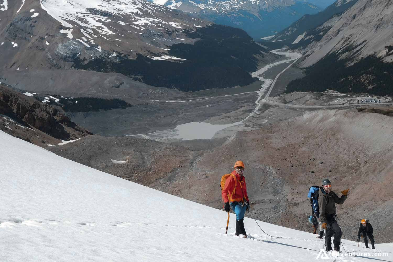 Mountaineering practices