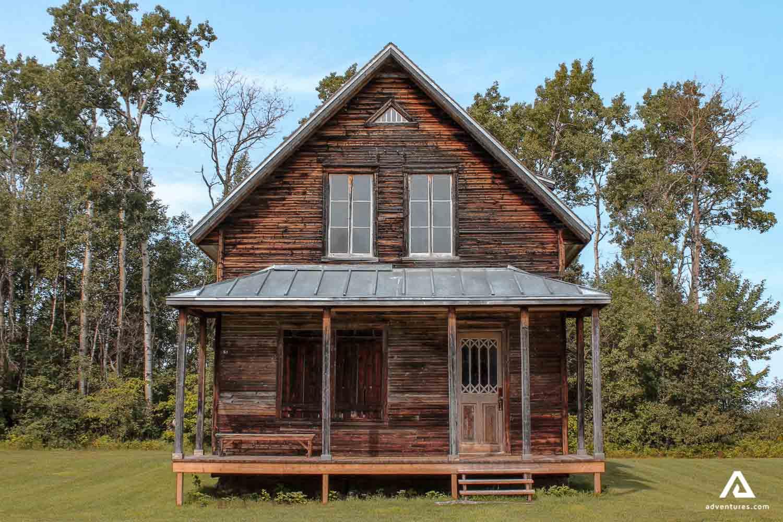 Rustic Cabin Lodge