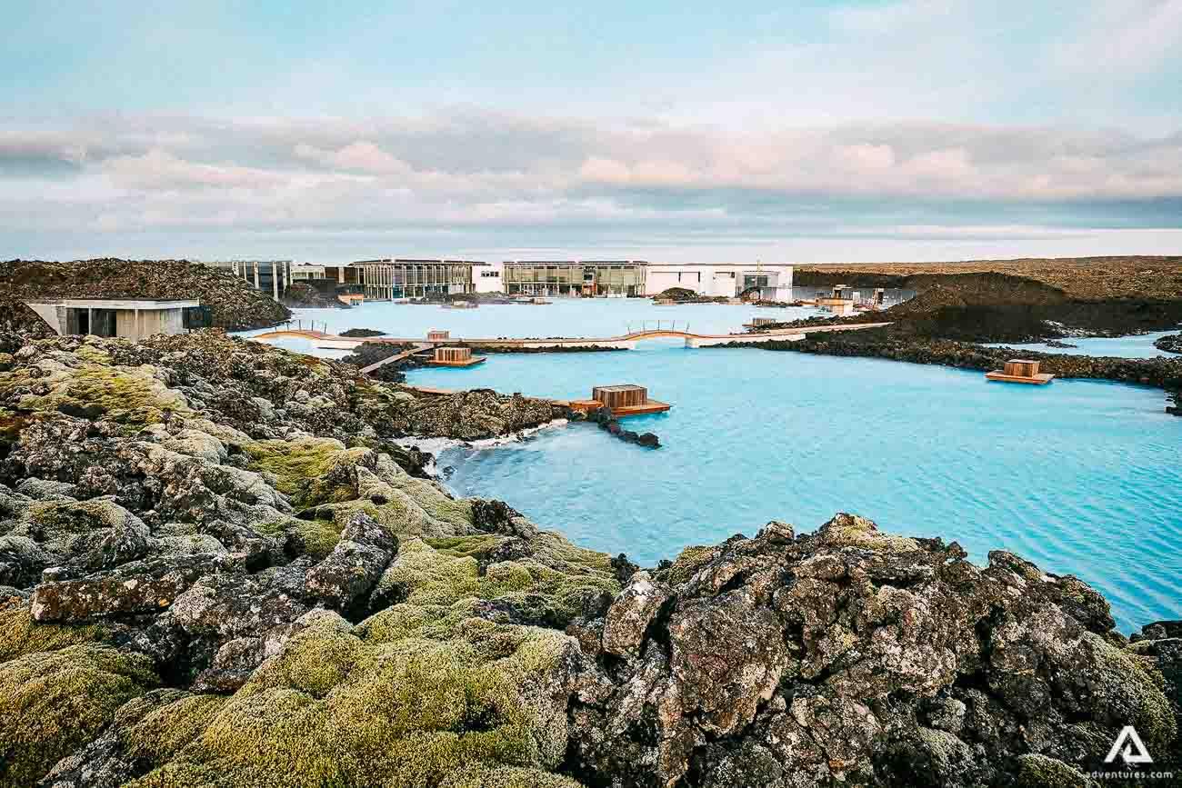 Blue Lagoon in Grindavik
