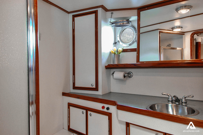 Sailing Boat Interior Design