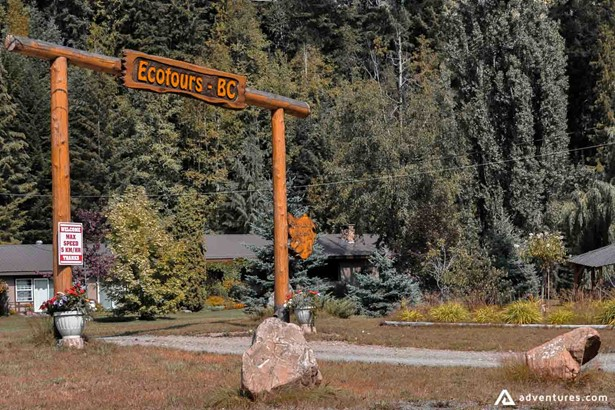 Lodge camp ecotours