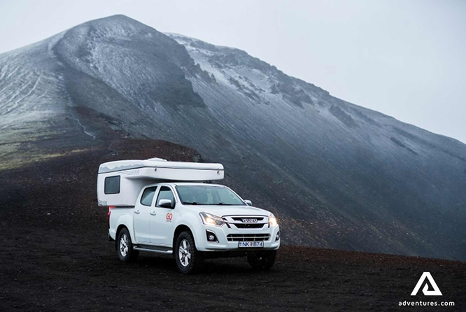 campers iceland 4x4