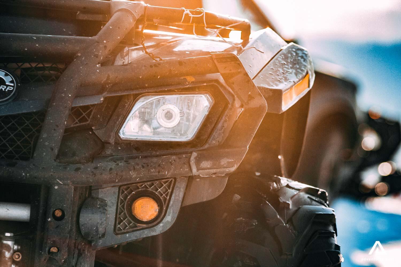 Quad bike lights