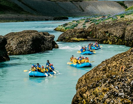 River Rafting and Local Beer Tasting Tour