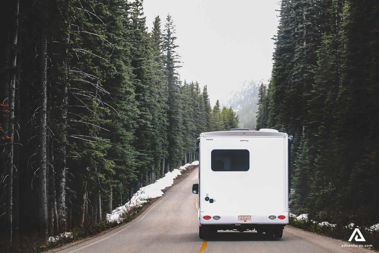 Bus Van Road Trip