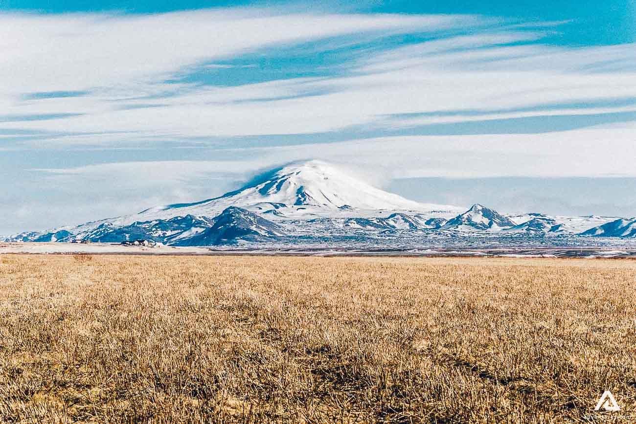 Iceland's Hekla Volcano