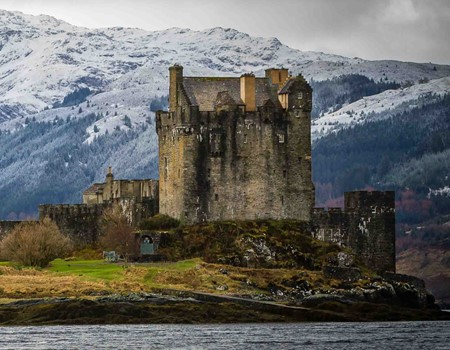 11 Day Scotland Cruise from Glasgow to Aberdeen