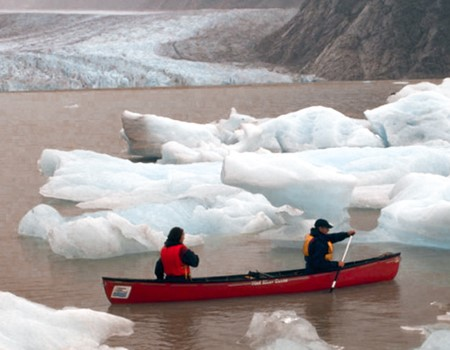 Upper and Lower Stikine Canoeing River Expeditions