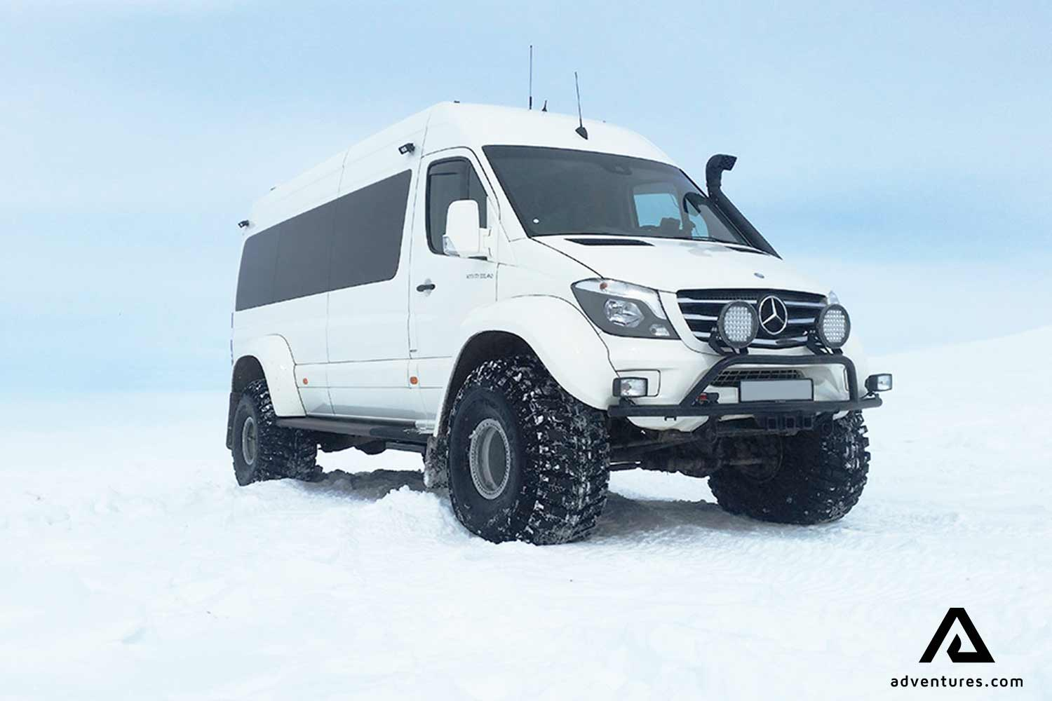 Deluxe Super Jeep Tours in Iceland   Custom Tour