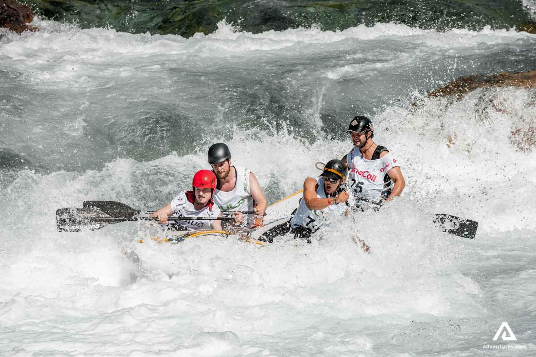 Canada Rafting River