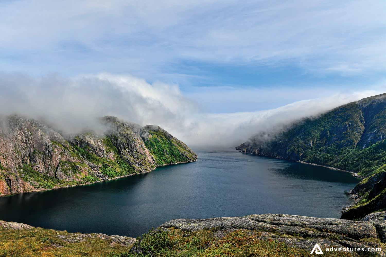 Walley Sea Fjords Landscape