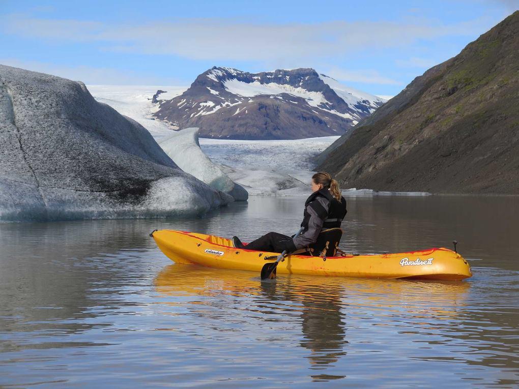 Glacier Kayak Adventure  Adventures.com