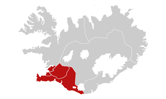 south west iceland
