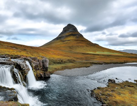 Iceland Circumnavigation Cruise from Reykjavik