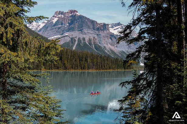 Canoeing Adventure in Canada