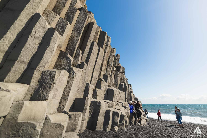 Famous Basalt Rocks