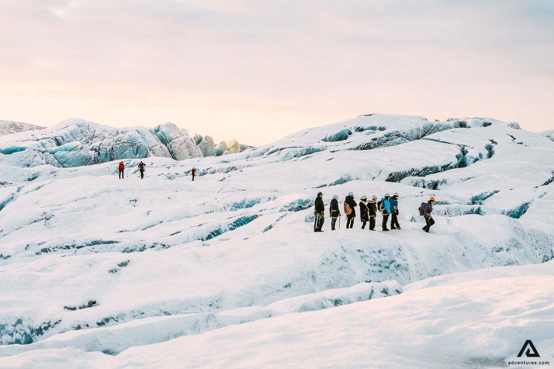 Glacier Hike on Svinafellsjokull