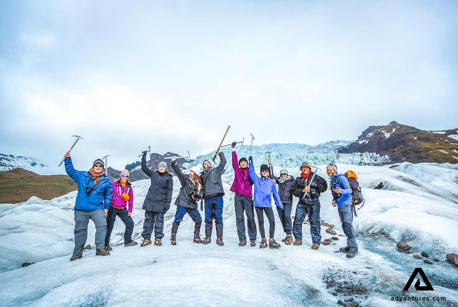Staff Tour - Glacier hiking