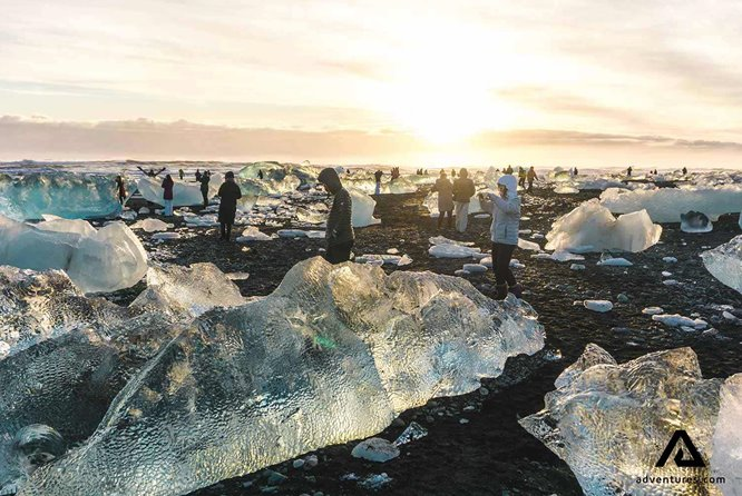 South Coast, Jokulsarlon Glacier Lagoon & Diamond Beach