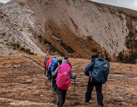 Hotel-based hiking tour in Canmore, Banff and Lake Louise