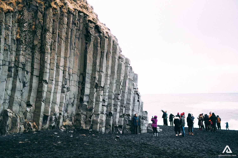 Reynisdrangar Cliffs