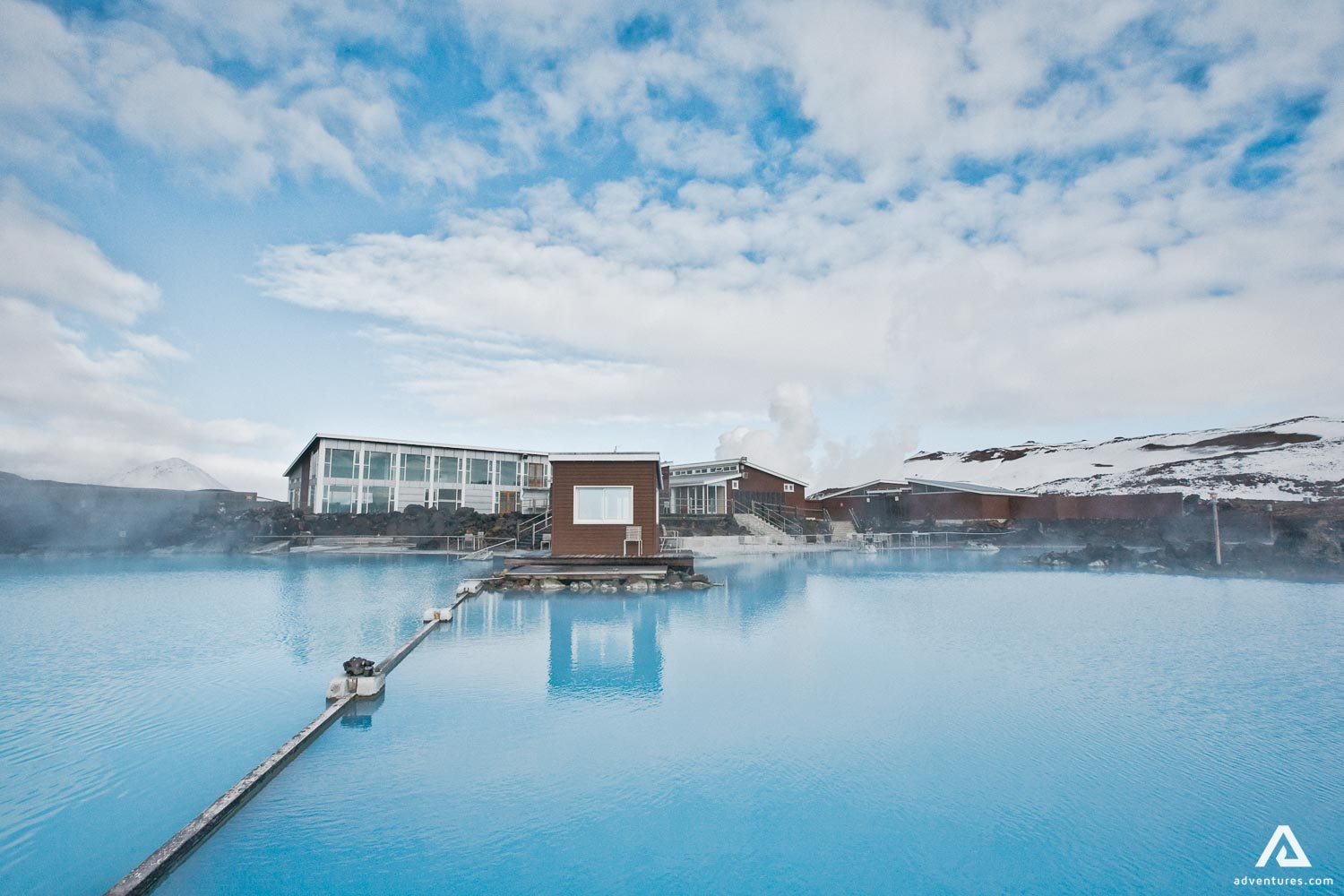 Geothermal Bathing and Swimming in Myvatn