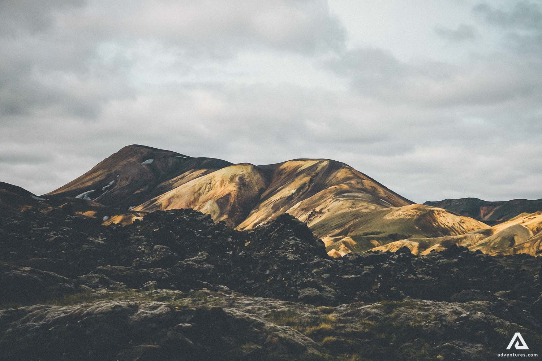 Breathtaking Landmannalaugar Mountains