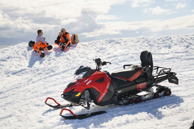 snowmobiling tour iceland