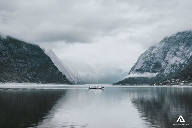 Cruise the Canadian fjords