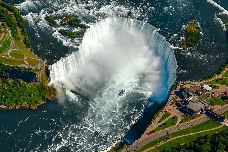 Niagara Falls In Ontario Canada Adventures Com