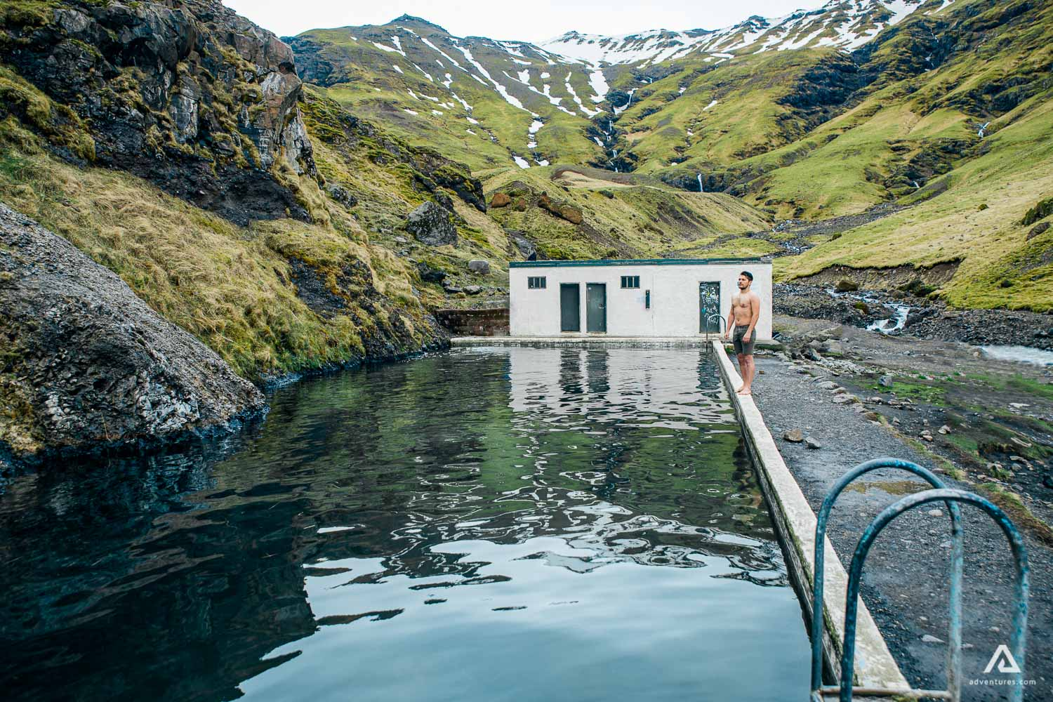 Seljavallalaug, Iceland's oldest man-made pool