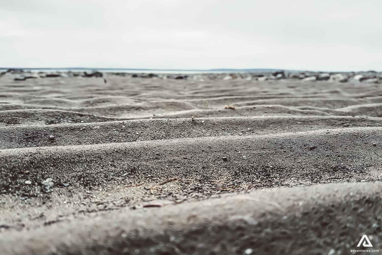 New Brunswick surface