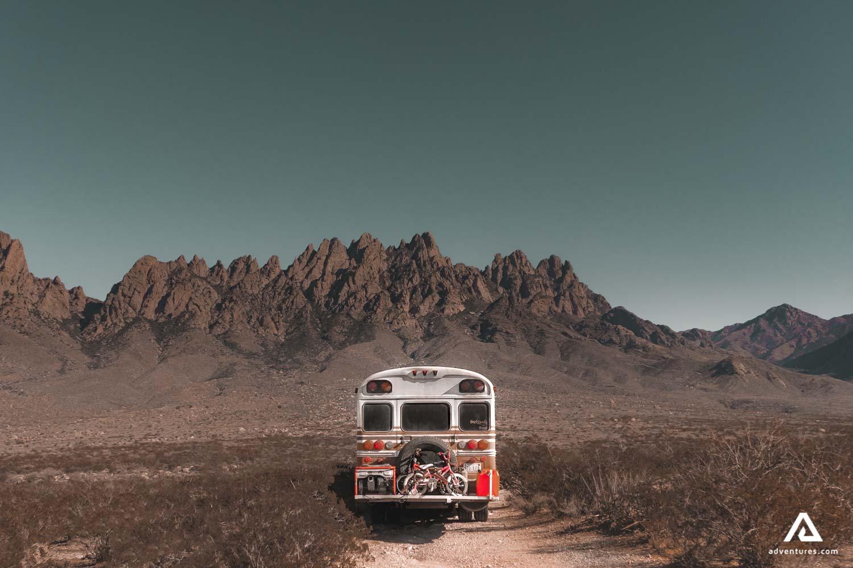 Bus Van Road Trip Tour