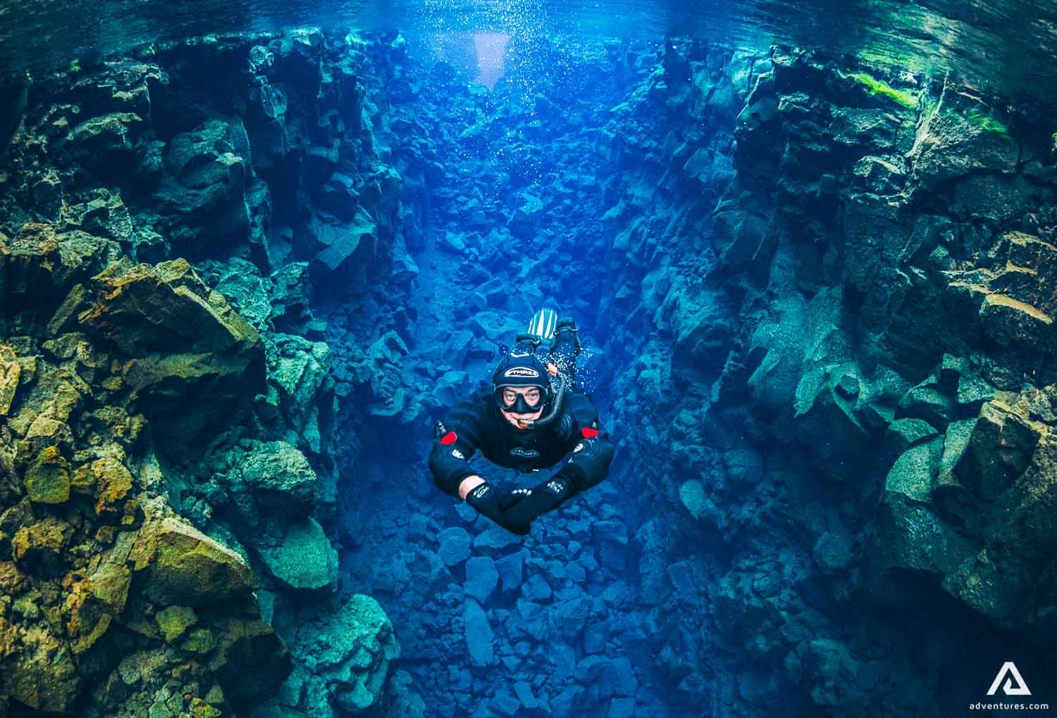 Thingvellir Silfra Diving