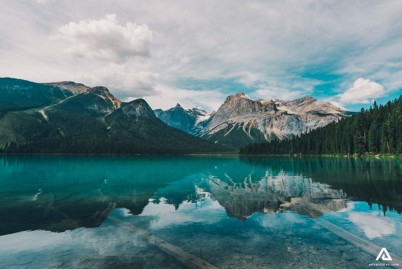 British Columbia Lake