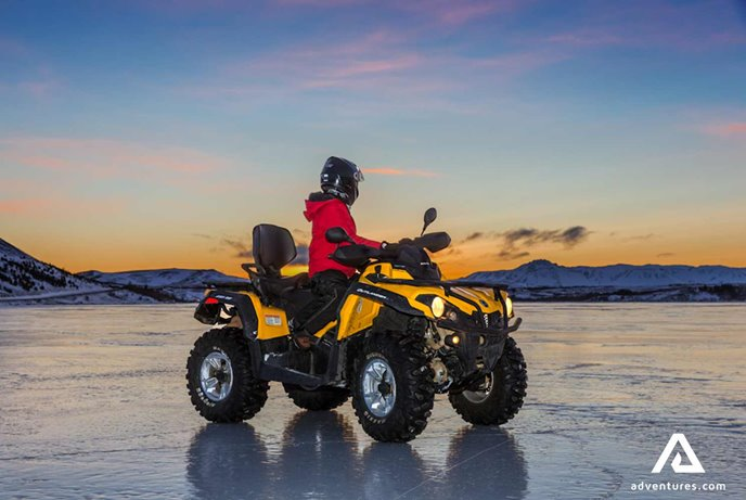 quad atv four-wheeler tours iceland