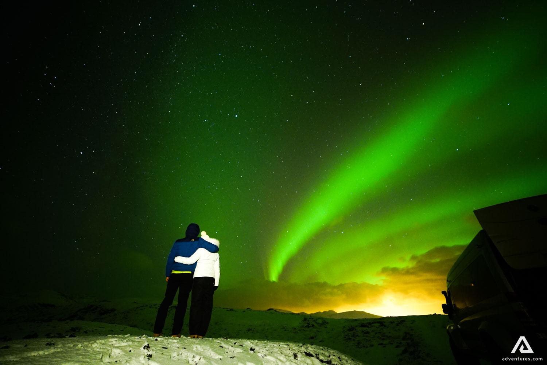 Aurora Borealis watching